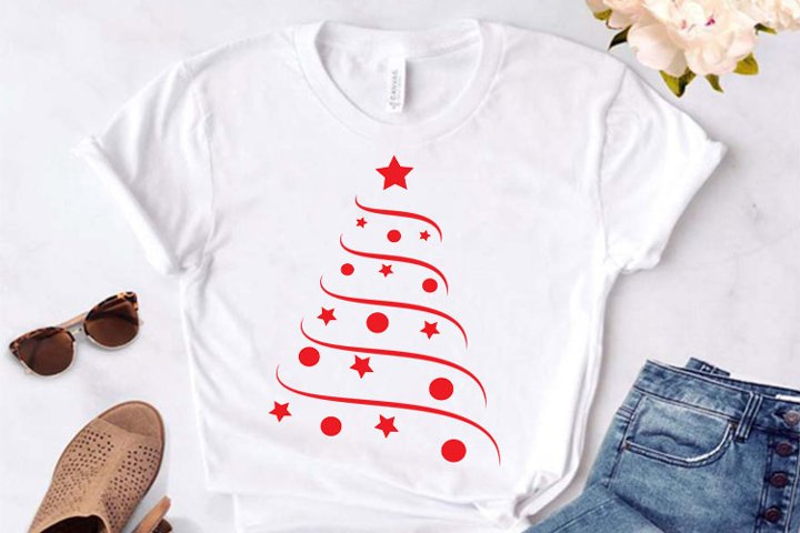 Christmas tree SVG, Christmas tree Cricut ,Christmas tree