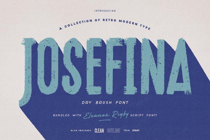 Josefina   Retro Modern Collection