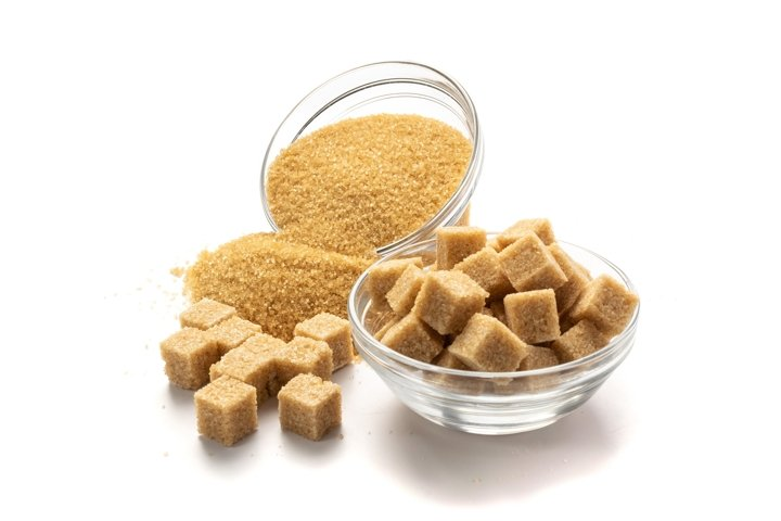 24 photos bundle. Raw Brown Cane Sugar