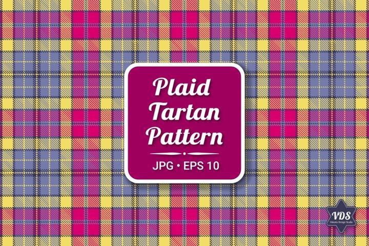 Plaid Pattern. Tartan. Checkered seamless Pattern.