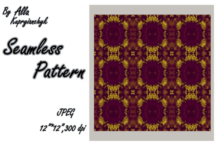 Universal seamless pattern for design.