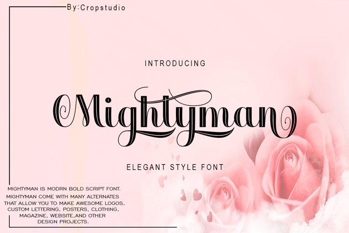 Mightyman
