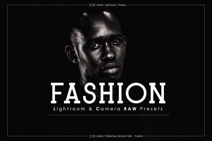 Fashion Lightroom & Photoshop Presets