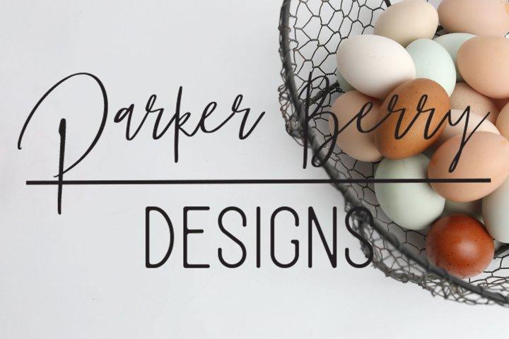 A peak of fresh farm eggs in basket on white