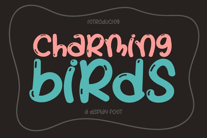 Charming Birds