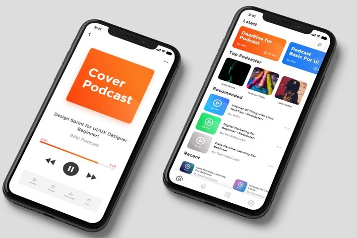 Podcast UIUX Design