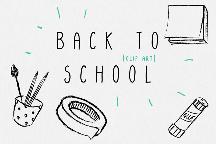 Back To School Arts And Crafts DIY Supplies | PNG Crafting