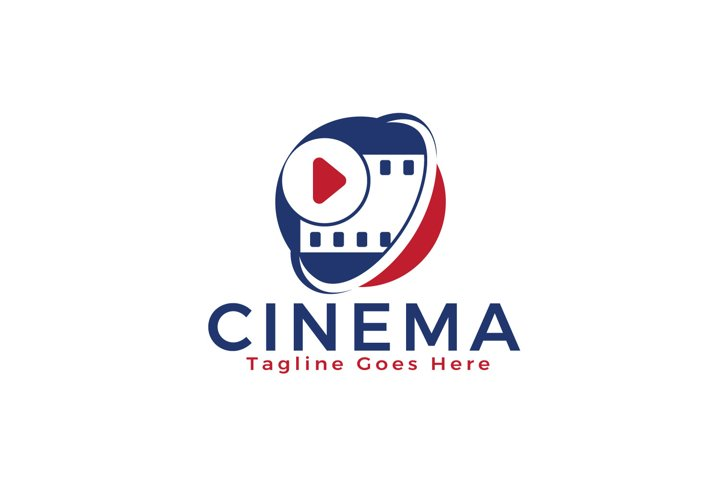Cinema Logo Design.