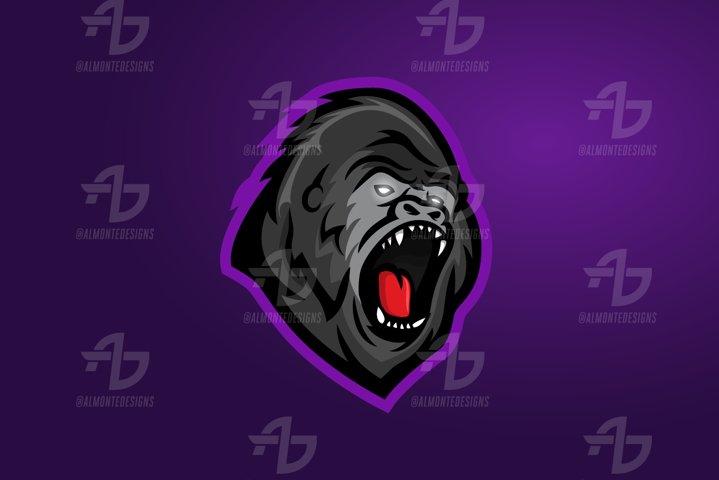 Gorilla E-Sport Logo