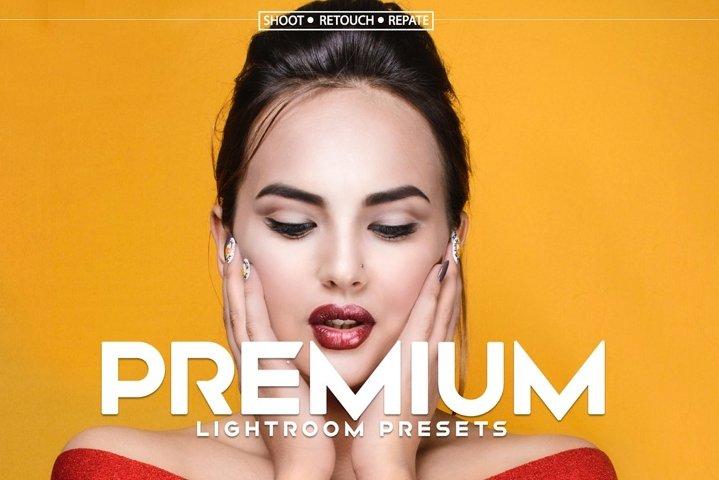 10 Premium Lightroom Presets