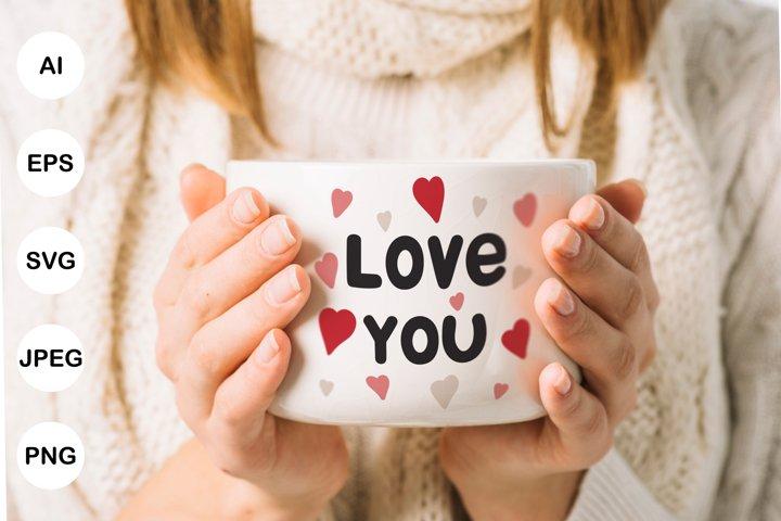 INSCRIPTION - LOVE YOU