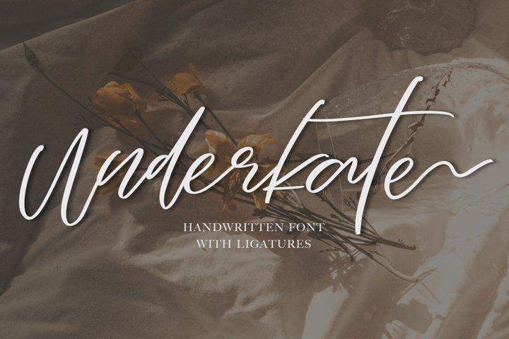 Underkate