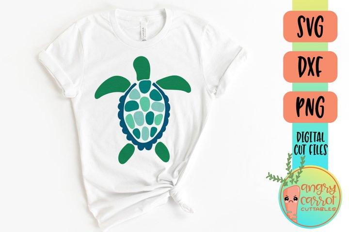 Sea Turtle SVG | Summer Beach Shirt SVG