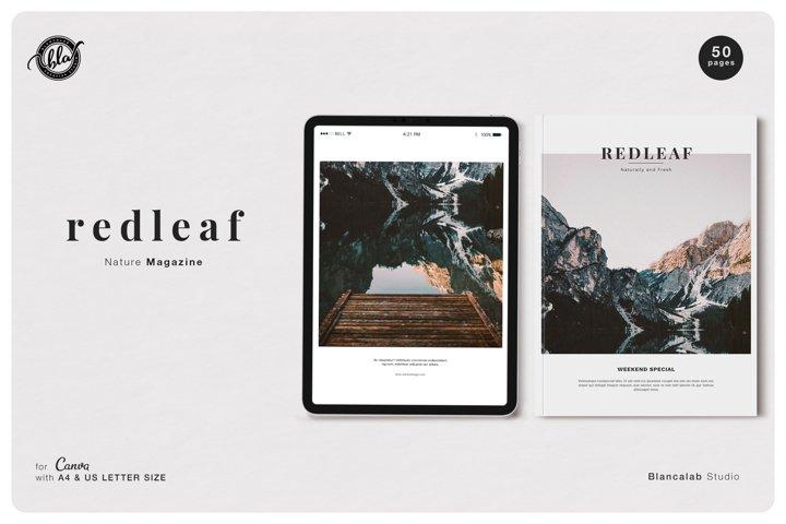 Canva Nature Magazine | Redleaf