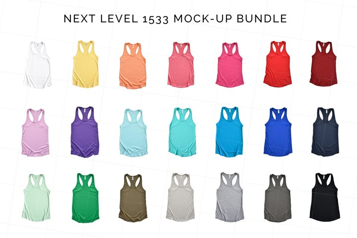 Next Level 1533 Mock-up Bundle