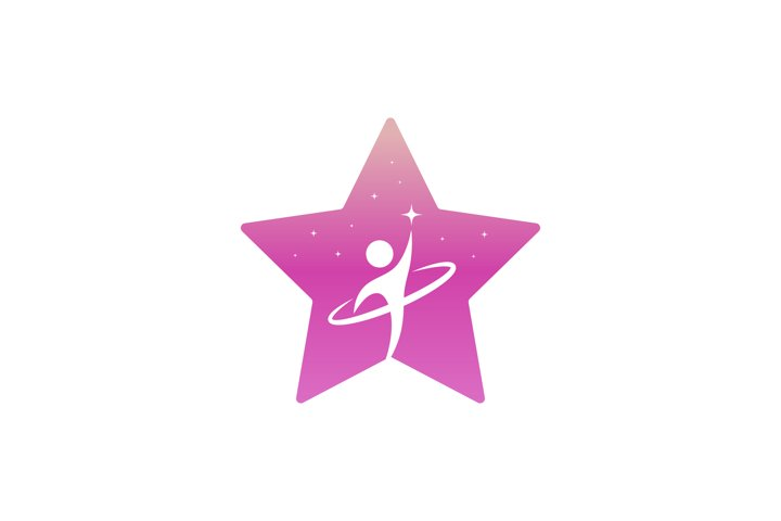 reaching stars logo