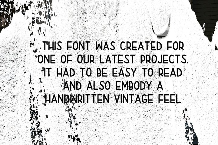 Rainday Typeface Font - Free Font of The Week Design2