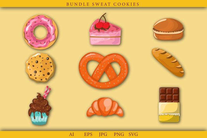 Bundle Sweat Cookies