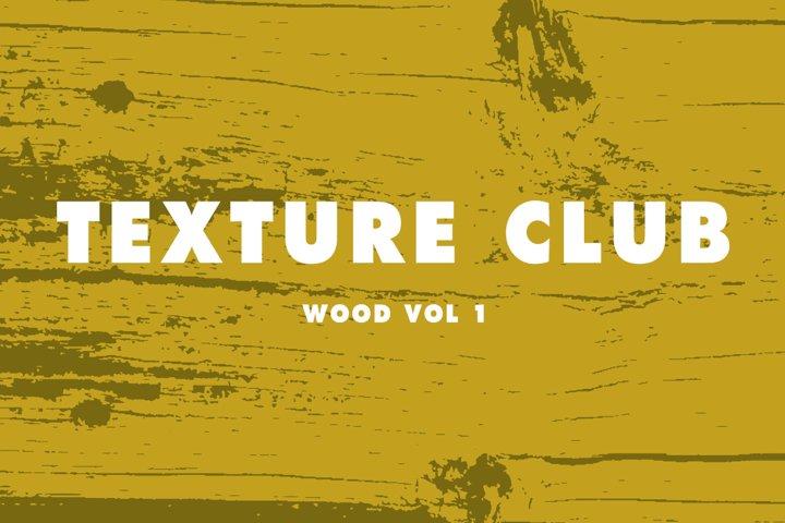 Wood Vol 1