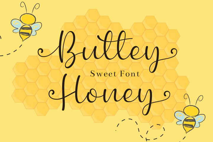 Buttey Honey