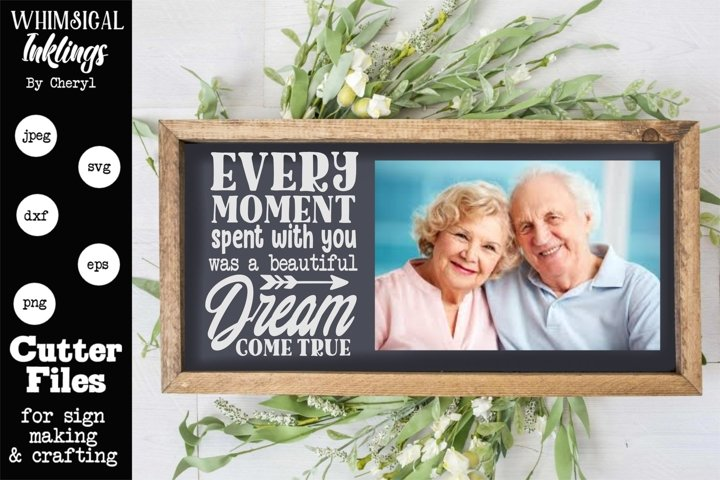 Every Moment-Memorial SVG