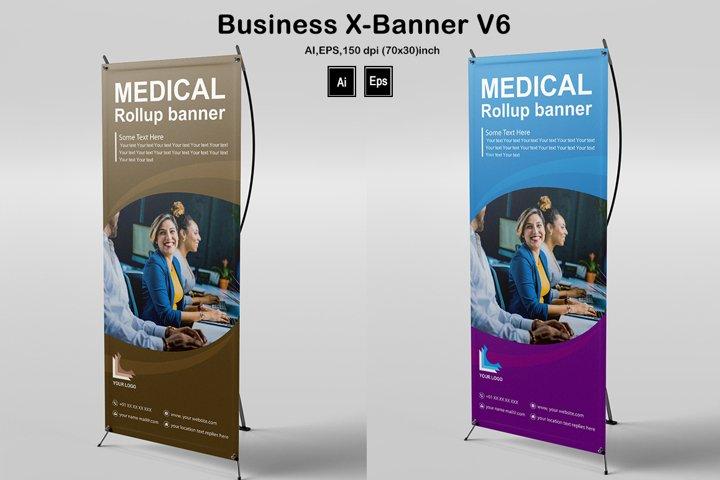 Business X-Banner V6