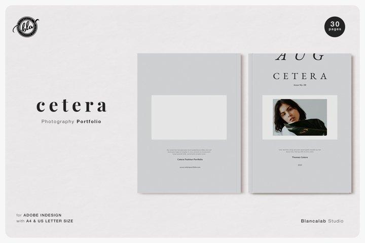 CETERA Photography Portfolio