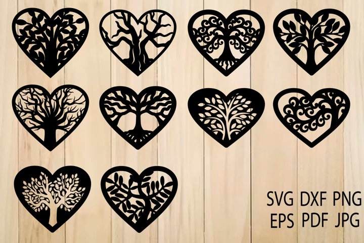 Tree of Life SVG, Trees, Tree Cut File, Tree SVG For Cutting - Free Design of The Week Design2