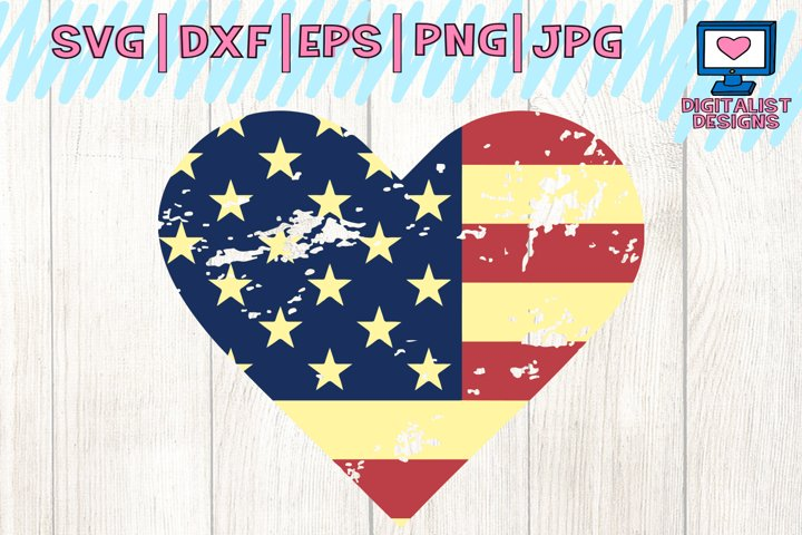 4th of july svg, america svg, farmhouse svg, grunge svg, heart svg, flag svg, patriotic svg, american flag svg, cricut