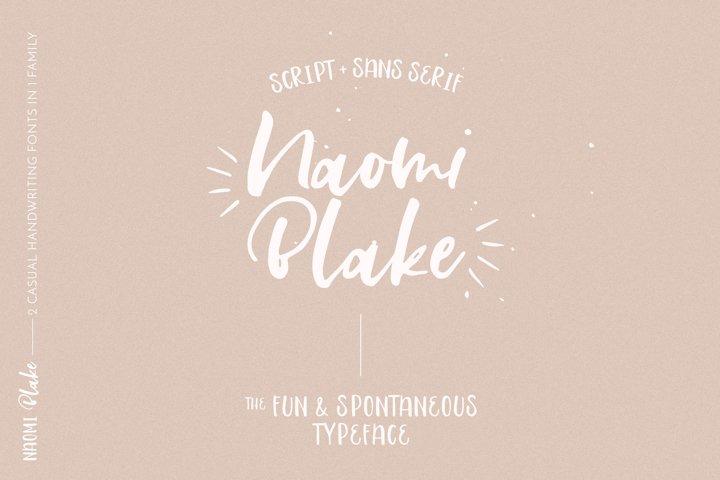 Naomi Blake