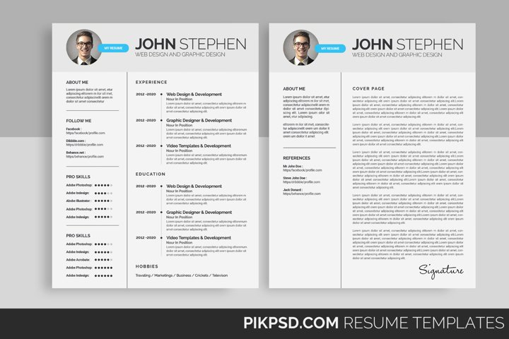 Corporate CV/RESUME