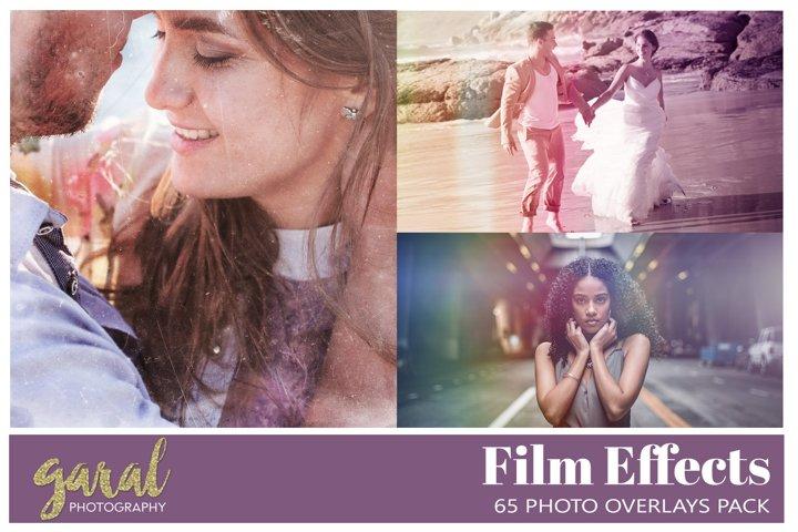 VSCO / FILM EFFECTS Digital Overlays, JPG Overlays