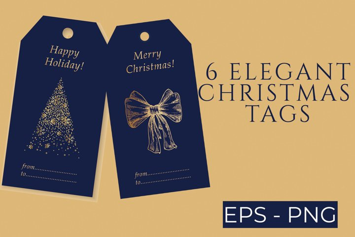 Christmas Tags, Merry Christmas Tags, PNG Ready to Print
