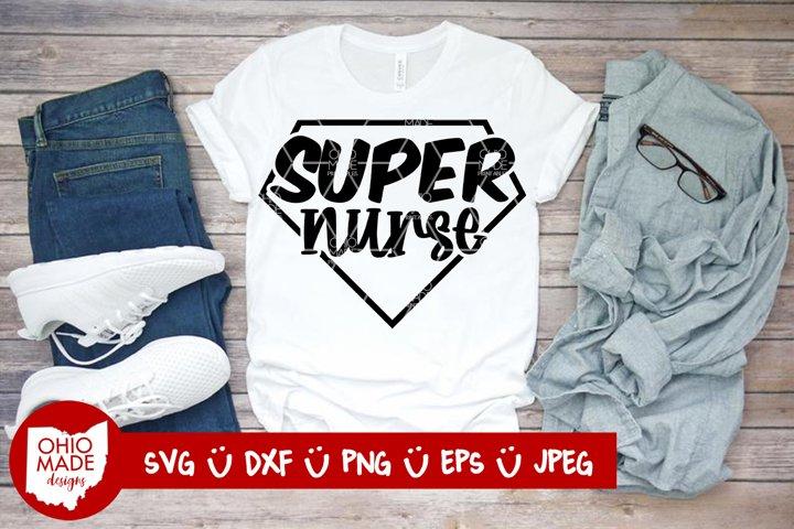 Super Nurse SVG