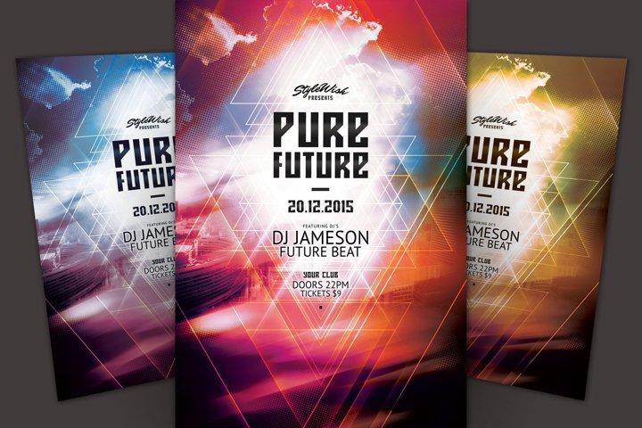Pure Future Flyer