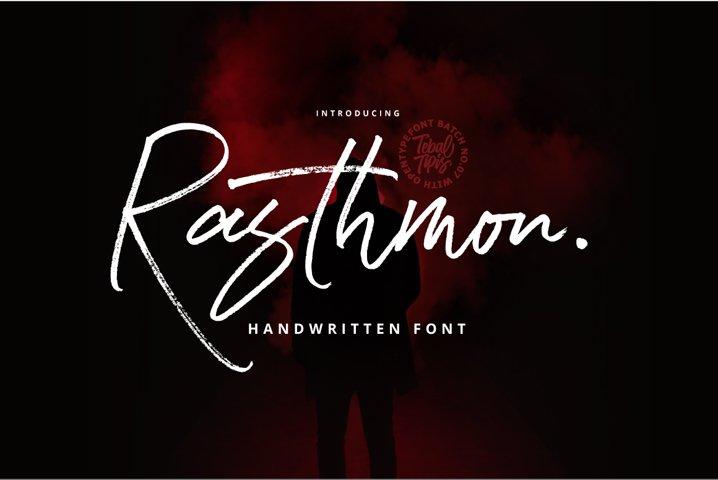 Rasthmon Brush