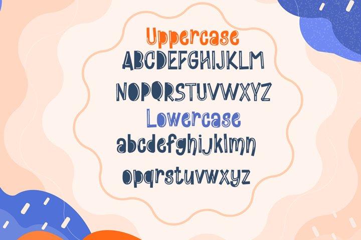 Bryana | Handwritten Font example 3