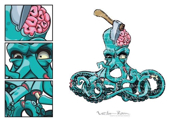 Octopus the Zombie