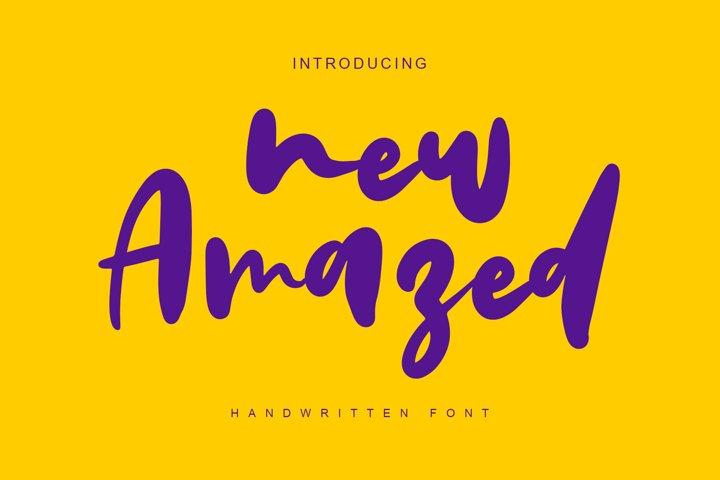 new Amazed