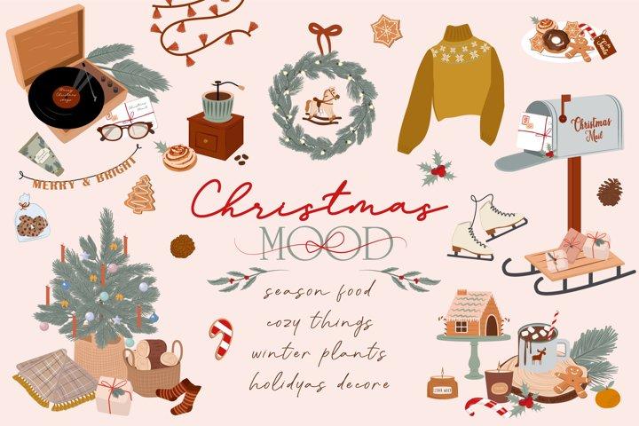 Cosy Christmas Mood