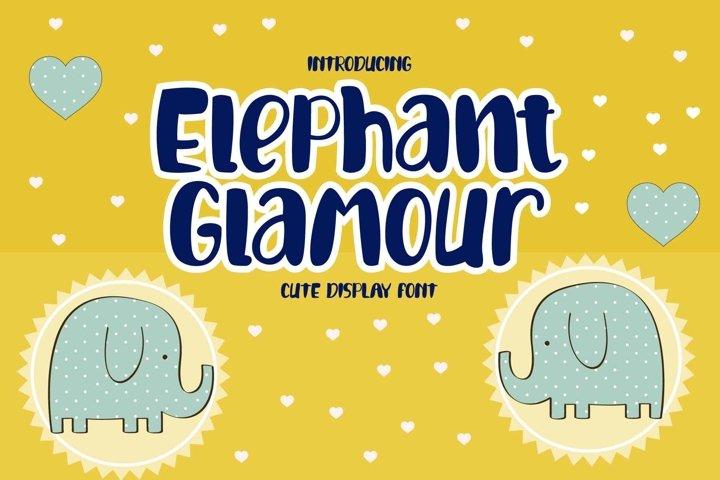 Glamour Elephant