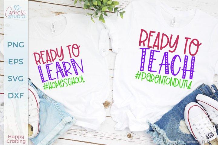 Ready For School | School Craft File