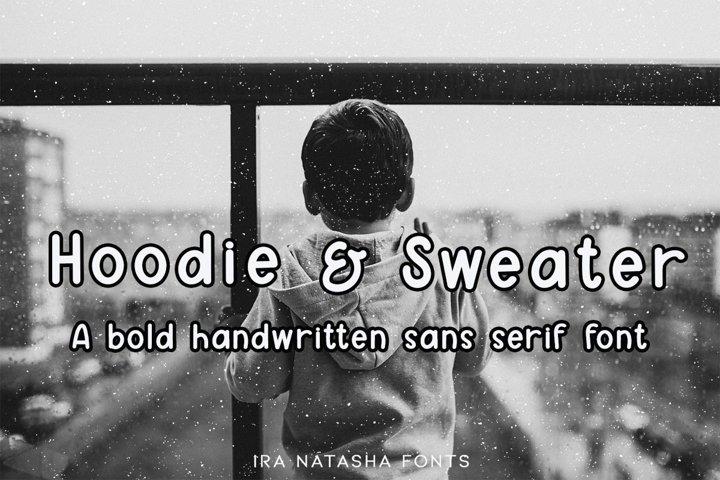 Hoodie & Sweater