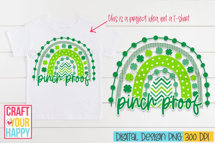 Sublimation PNG Design - Pinch Proof