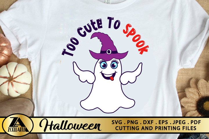 Halloween SVG PNG EPS DXF Halloween T-shirt-Funny Quote SVG
