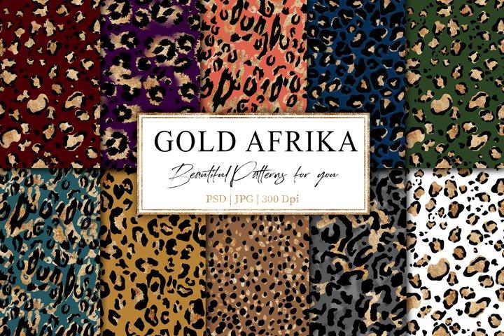 Gold afrika