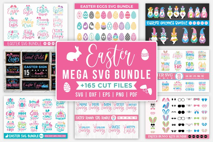 Easter SVG Mega Bundle | Over 150 Designs