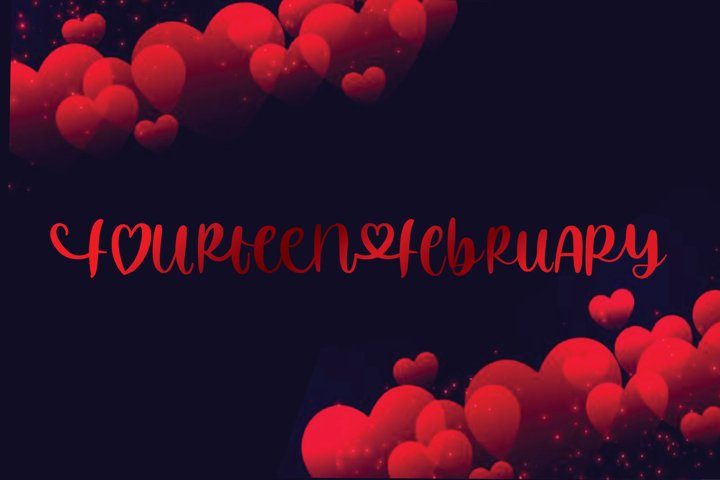 Fourteen February
