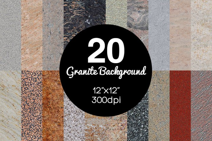 20 Granite Background