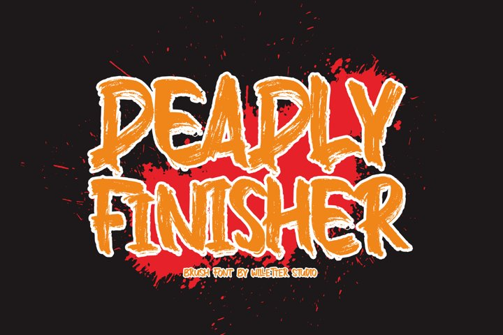 DEADLY FINISHER